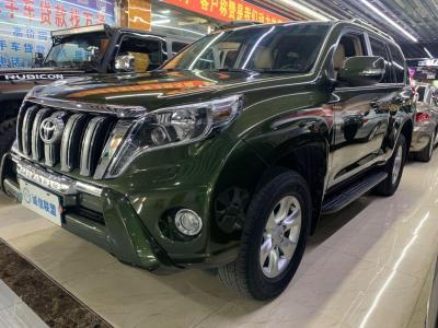 2013年2月 丰田 普拉多(进口) 2.7L 自动豪华版图片