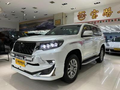 2019年12月 丰田 普拉多 3.5L 自动TX-L图片