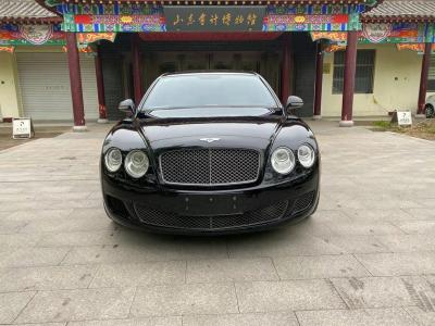 2011年9月 宾利 飞驰 Speed China 6.0T图片