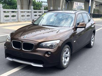 2012年7月 宝马 宝马X1  sDrive18i 豪华型图片