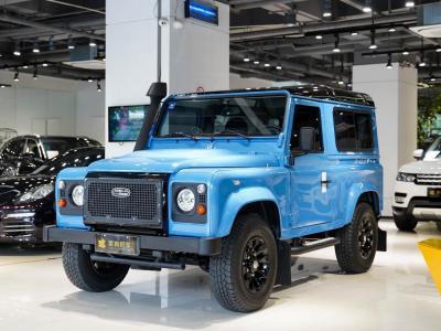 路虎 卫士  2013款 2.2T 柴油 欧规版
