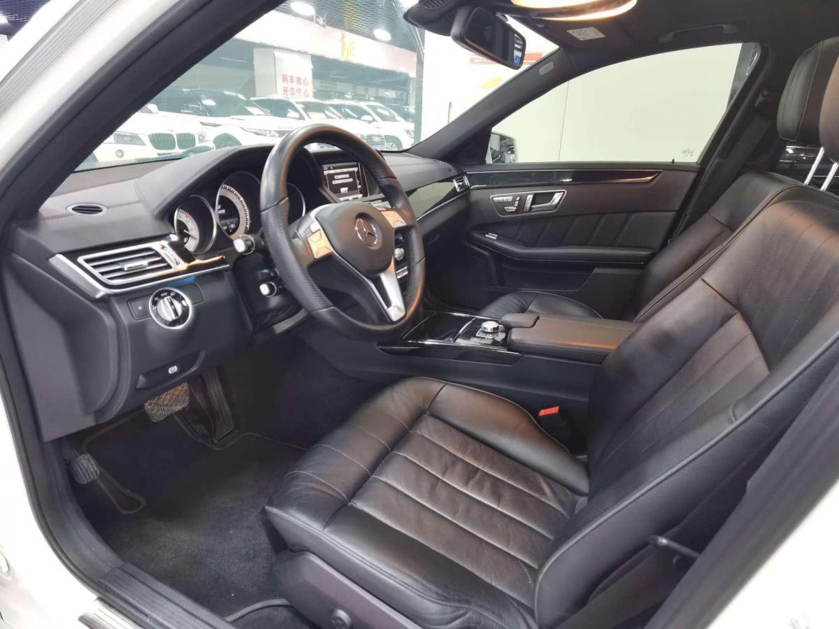 奔驰 奔驰E级  2015款 E320L 3.0T图片