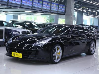 法拉利 GTC4Lusso  2017款 3.9T V8