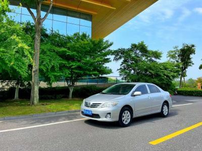 丰田 卡罗拉  2012款 炫装版 1.6L 手动GL图片