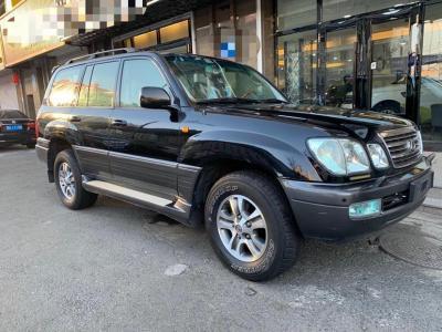 雷克薩斯 LX  2004款 470