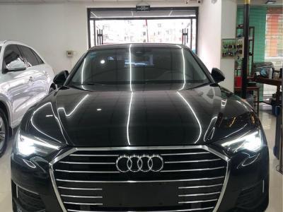 奧迪 奧迪A6L  2019款 45 TFSI 臻選致雅型
