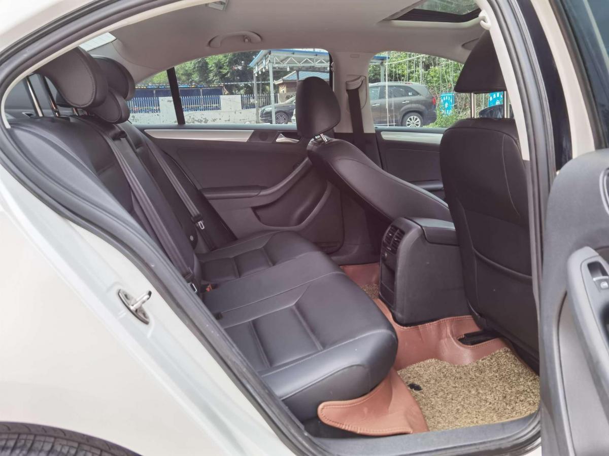 大众 速腾  2012款 1.6L 自动舒适型图片