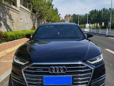 2020年9月 奧迪 奧迪A8  Plus A8L 55 TFSI quattro 豪華型圖片