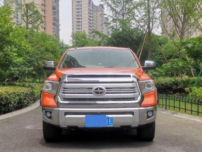 丰田 坦途  2014款 5.7L 1794 Edition