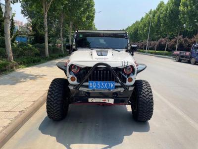 2010年4月 Jeep 牧马人(进口) 3.8L Sahara 四门版图片