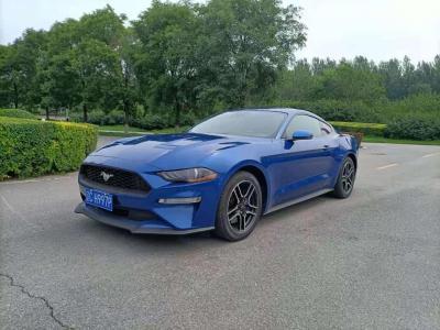 2020年3月 福特 Mustang(进口) 2.3T 性能版图片