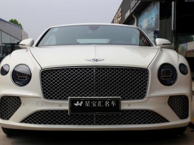 2020年3月 宾利 欧陆 6.0T GT W12 Mulliner图片