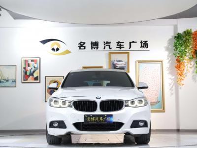 2020年6月 宝马 宝马3系GT(进口) 320i M运动套装图片