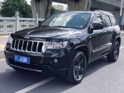 2014年1月 Jeep 大切诺基  3.6L 舒适版图片