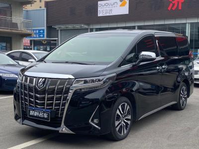 2018年3月 丰田 埃尔法(进口) 3.5L 豪华版图片