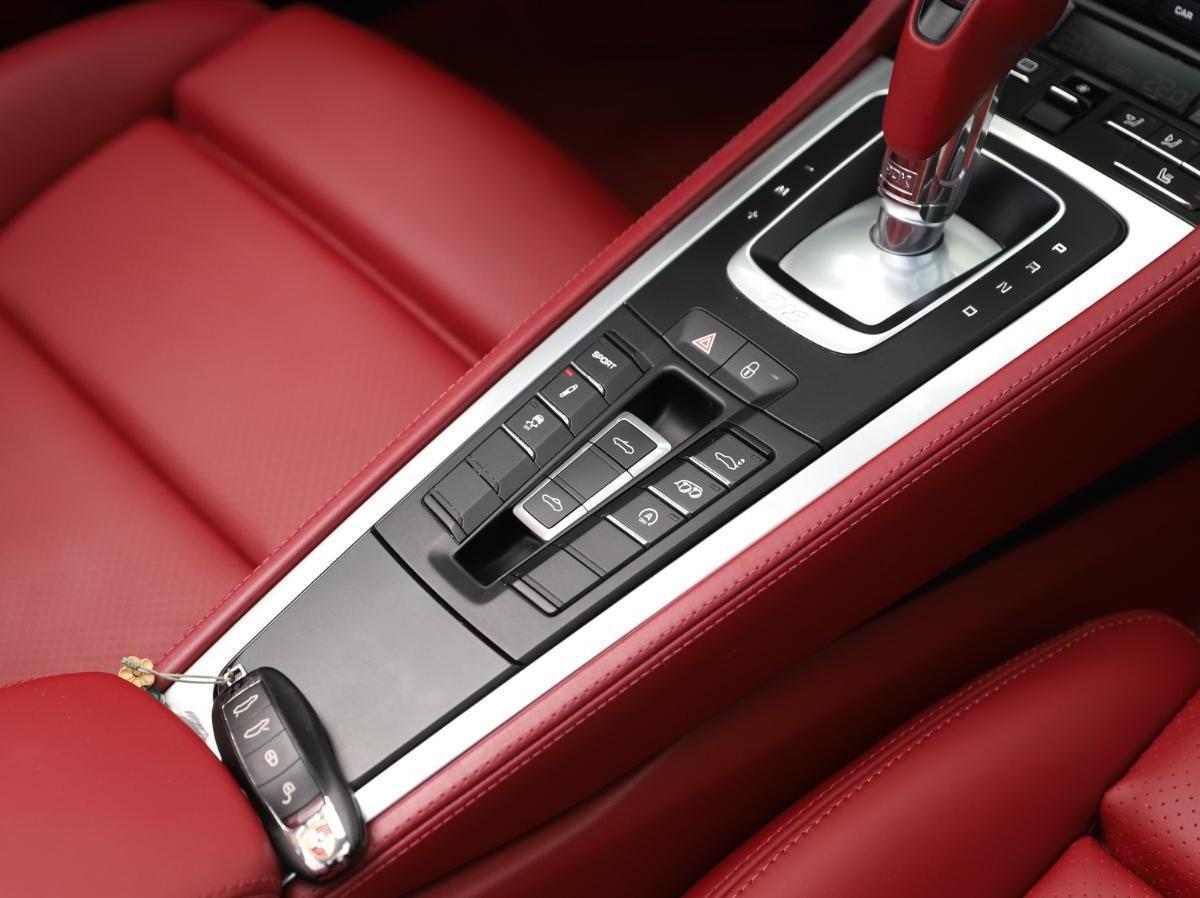 保时捷718 2018款 Boxster 2.0T图片