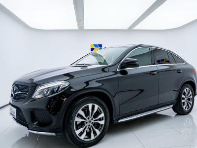 奔驰 奔驰GLE轿跑  2015款 GLE 320 4MATIC 轿跑SUV