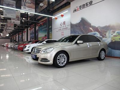 2012年1月 奔驰 奔驰C级 C 200 CGI 优雅型图片