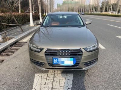奥迪 奥迪A4L  2013款 30 TFSI 自动舒适型