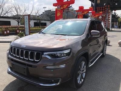 Jeep 大指揮官  2018款 2.0T 四驅尊享導航版 國VI圖片