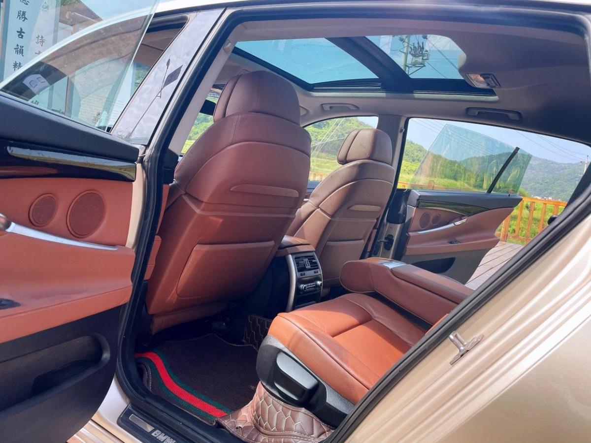 宝马 宝马5系GT  2011款 535i xDrive豪华型图片
