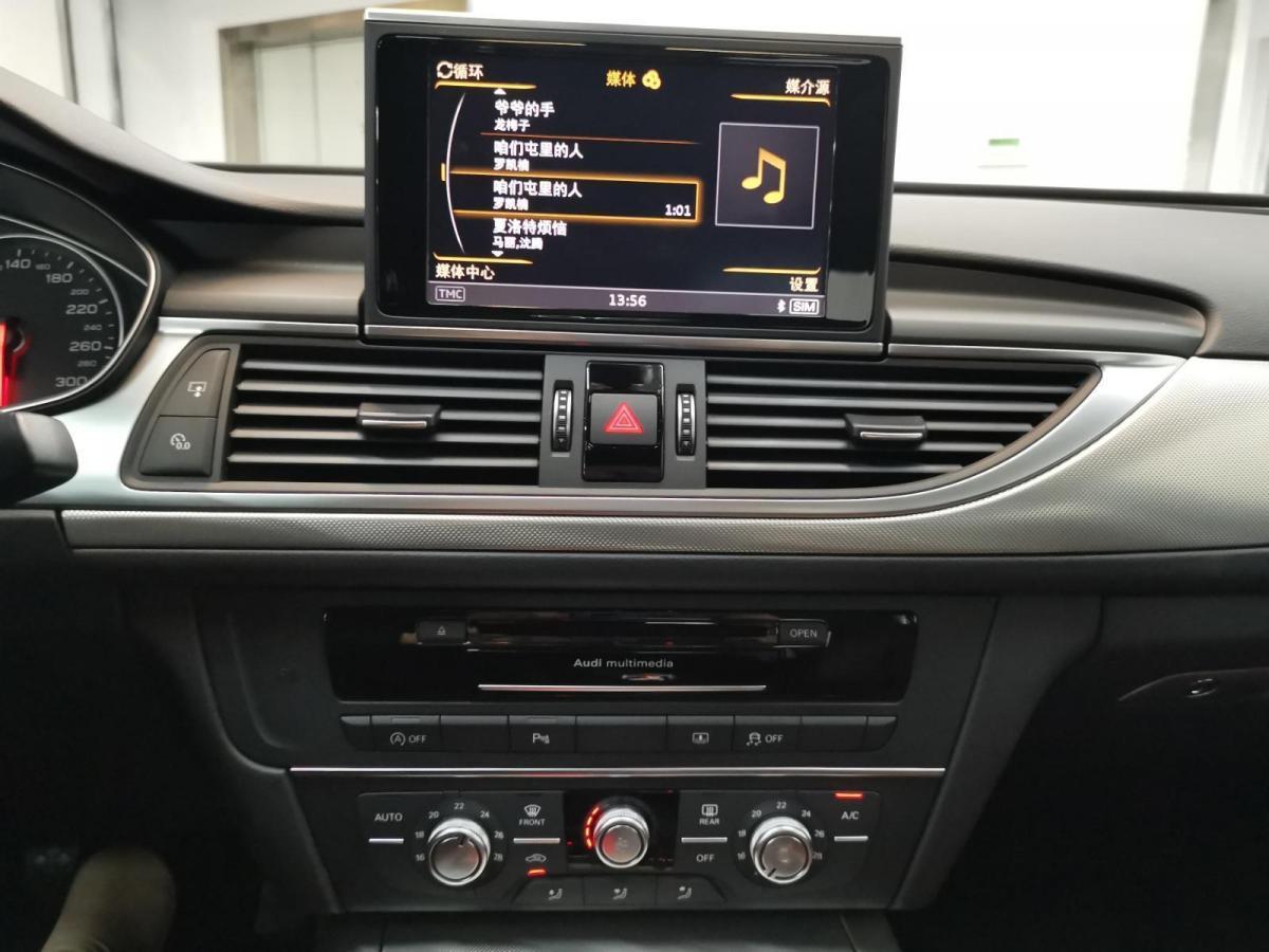 奥迪 奥迪A6L  2016款 TFSI 技术型图片