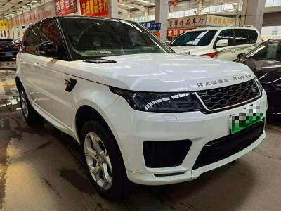 2019年6月 路虎 揽胜运动版新能源(进口) P400e HSE图片