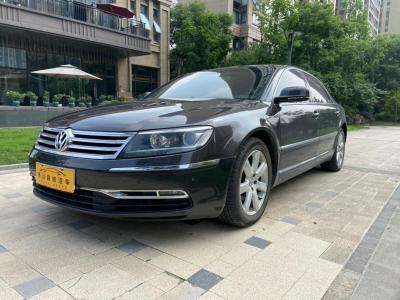 2013年8月 大众 辉腾(进口) 3.0L 商务型图片