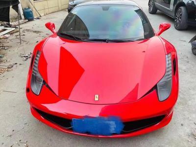 2015年4月 法拉利 458  4.5L Italia圖片
