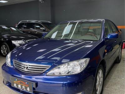 丰田 凯美瑞(海外)  2005款 2.4 豪华版