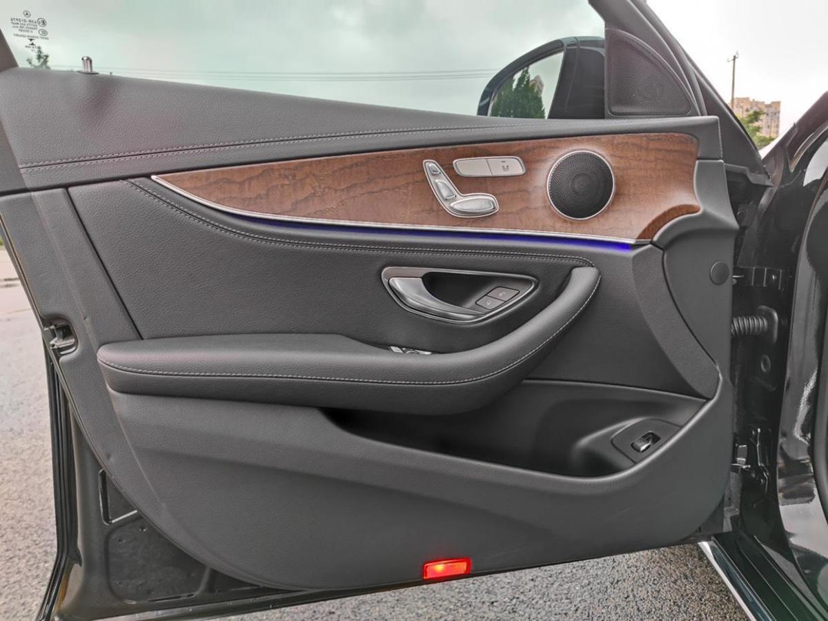 奔驰 奔驰E级  2019款 E 260 L图片