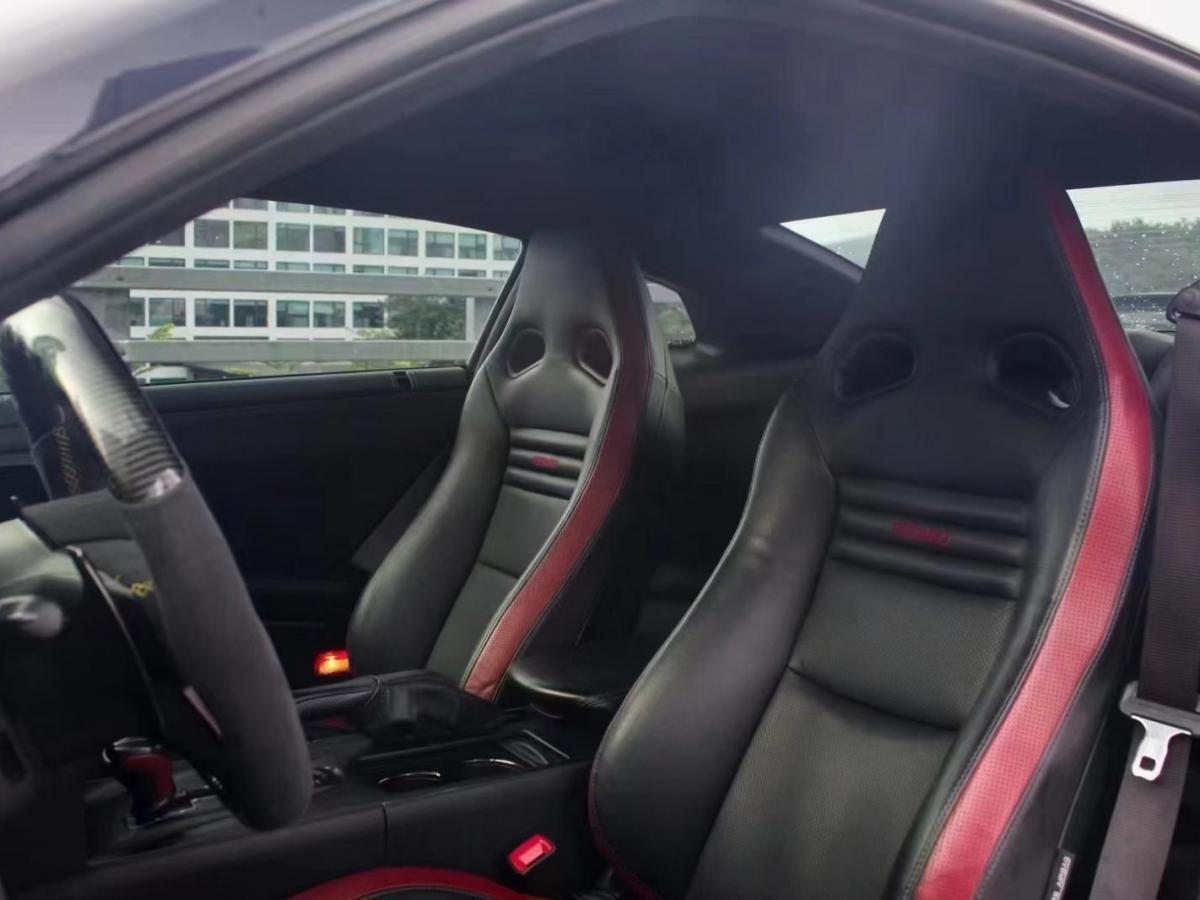 日产 GT-R  2013款 3.8T Premium Edition图片