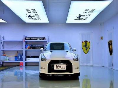 2014年5月 日产 GT-R(进口) 3.8T Premium Edition 黑色内饰图片