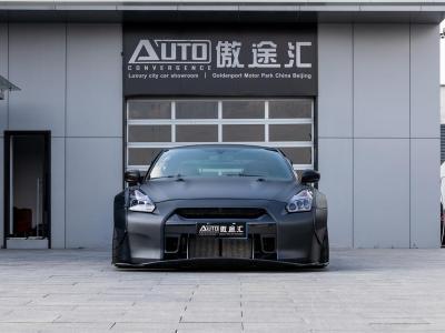 2015年1月 日产 GT-R(进口) 3.8T Premium Edition 黑色内饰图片