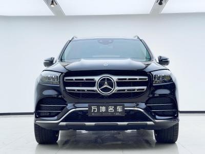 2020年8月 奔驰 奔驰GLS(进口) GLS 450 4MATIC豪华型图片