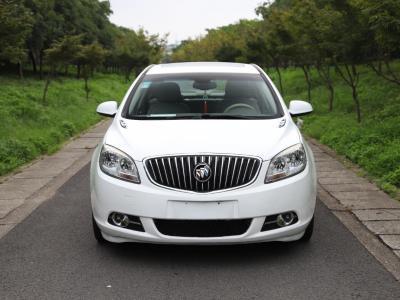 2012年11月 别克 英朗 2012款 GT 1.8L 自动时尚真皮版图片