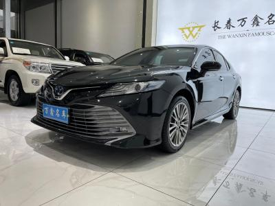 2019年4月 丰田 凯美瑞 改款 双擎 2.5HG 豪华版图片