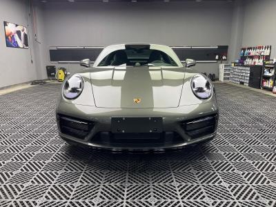 2021年7月 保时捷 911 Targa 4S 3.0T图片