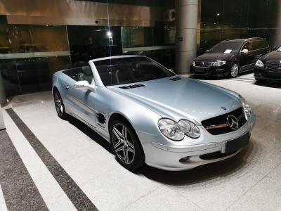 奔驰 奔驰SL级 2001款 SL500 5.0自动