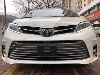 2019年6月 丰田 塞纳  3.5L 四驱自动型图片