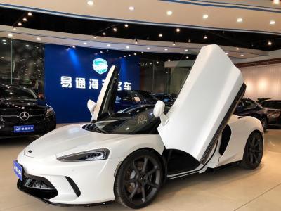 2021年2月 迈凯伦 GT 4.0T 标准型图片