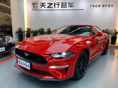 2018年7月 福特 Mustang(进口) 2.3L EcoBoost图片