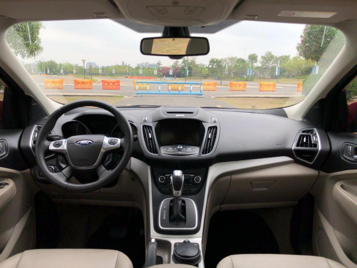 福特 翼虎  2013款 1.6L GTDi 四驱精英型图片