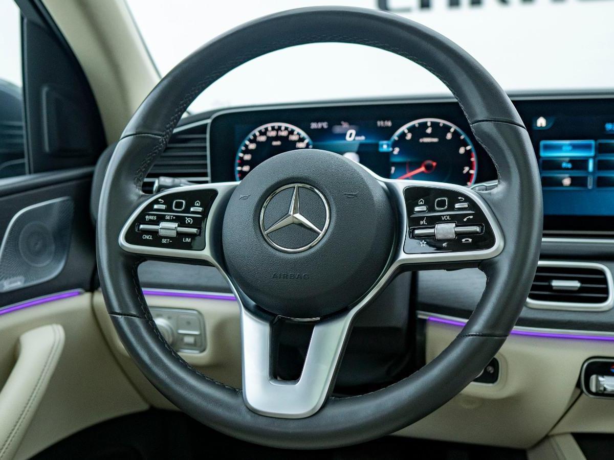 奔驰 奔驰GLE  2020款 GLE 450 4MATIC 时尚型图片