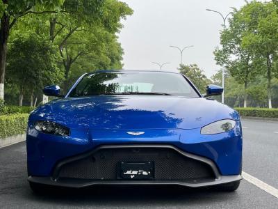 阿斯顿·马丁 V8 Vantage 4.0T V8 Coupe图片