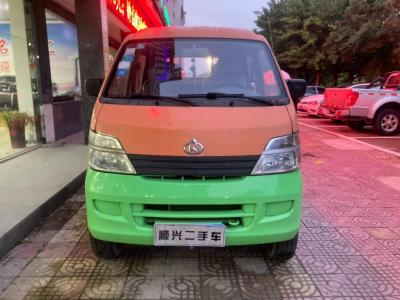 长安欧尚 长安星卡  2013款 1.0L标准型S201