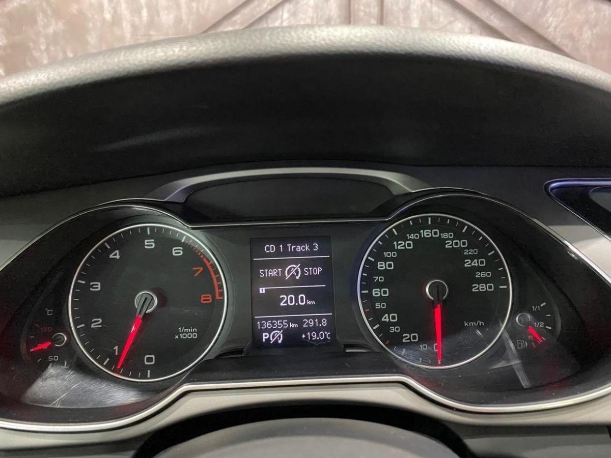 奥迪 奥迪A4L  2013款 35 TFSI 自动标准型图片
