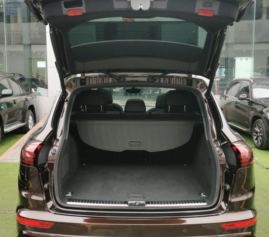 保时捷 Cayenne  2016款 Cayenne GTS 3.6T图片