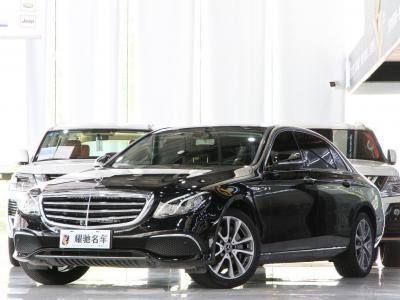 奔馳E級 2019款 E 300 L 豪華型