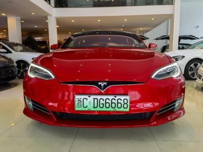 特斯拉 Model S Model S 90D图片